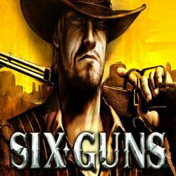 Чит для Six-Guns на андроид, шесть стволов привет дикий запад
