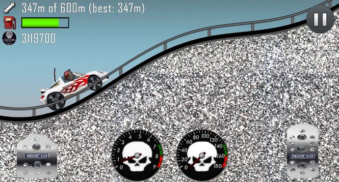 Hill Climb Racing, новый мод на андроид, стоит глянуть!