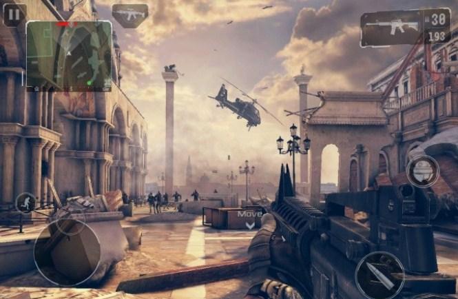 Modern Combat 5: The Last War - лучшая тема 2014