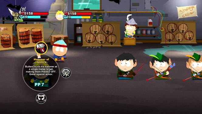 South Park The Stick of Truth  вышла на Андроид!