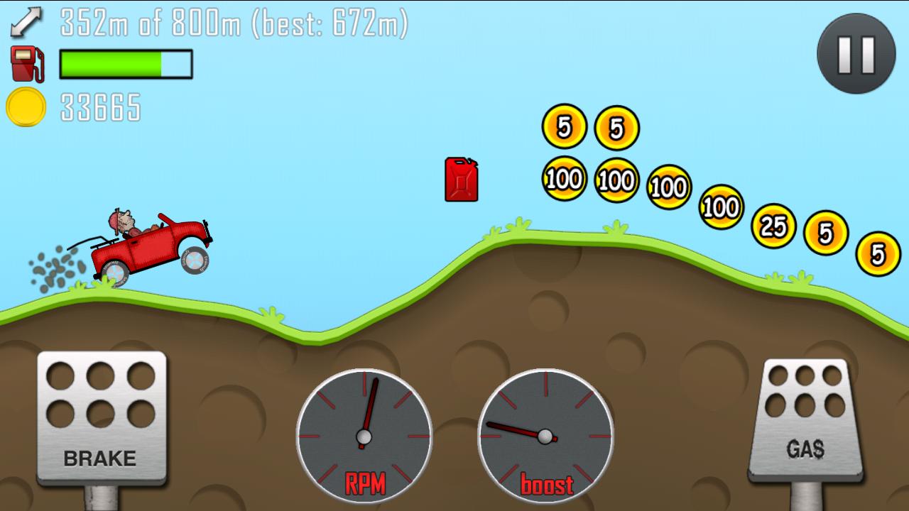 скачать игру hill climb racing 2 мод много денег на андроид