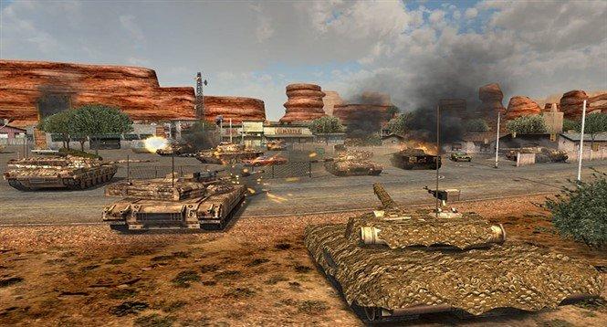 Мод для Tank Domination загрузить сейчас!