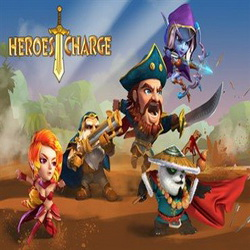 Взлом Heroes Charge. Соберите непобедимую команду!