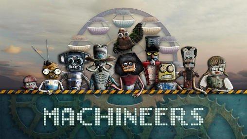 Machineers + взлом