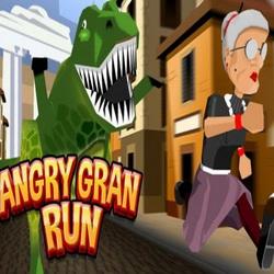 Мод на Angry Gran Run