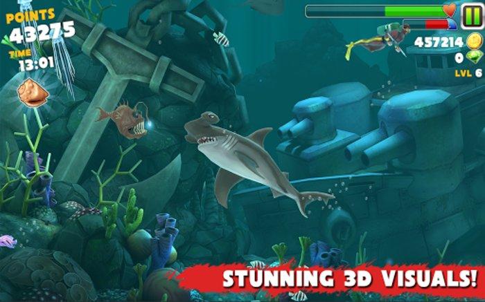 Hungry Shark Evolution + мод
