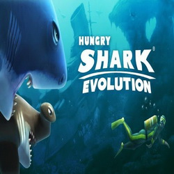 Hungry Shark Evolution + мод