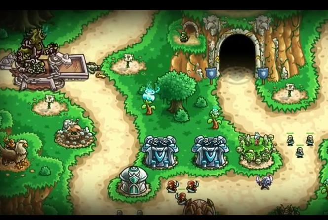Kingdom Rush Origins + хак