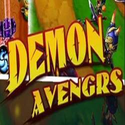Мод для Demon Avengers TD на Android. Уничтожить Гром!