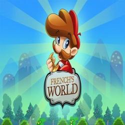 Супер крутая игра French's World 2 на андроид + мод