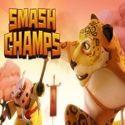 Крутой файтинг Smash Champs на андроид + читы