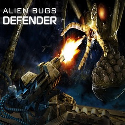 Настоящий хардкор во взломанной Alien Bugs Defender на андроид