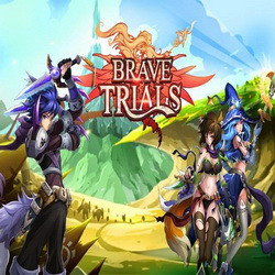 Мод на захватывающую RPG Brave Trials на андроид
