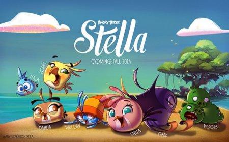 Angry Birds Stella + хак
