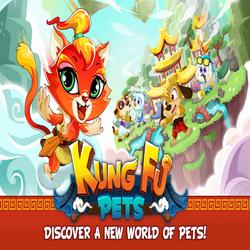 Мод для Kung fu pets на Android. Дрессировка питомцев!
