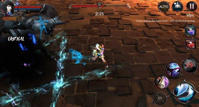 Чит для Darkness Reborn на Андроид. Создайте идеального воина!