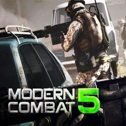 Взломанная версия для Modern Combat 5: Затмение на Android!