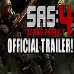 Взлом для SAS: Zombie Assault 4 на Андроид. Против вируса!