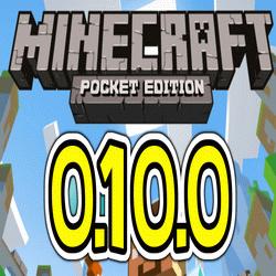 Взломанная версия для Minecraft Pocket Edition (PE) 0.10.0 на Android!