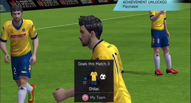 Чит для ФИФА 15 Ультимэйт Тим на Андроид. Нереальный футбол!