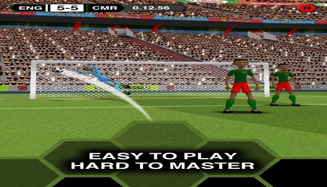 Взгляните на футбол по-новому! Мод на Stick Soccer