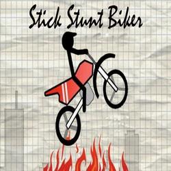 Путь гонщика начинается с Stick Stunt Biker на андроид!