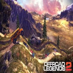 Offroad Legends 2 на android - мечта каждого любителя гонок!