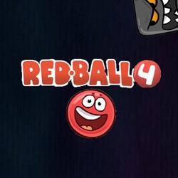 Красный мячик возвращается! Red Ball 4 на android + мод