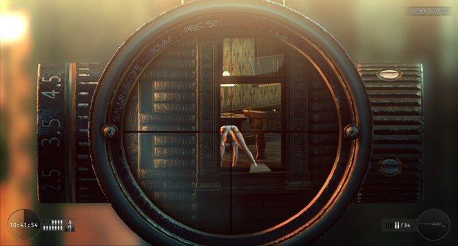 Хак для Hitman: Sniper на Android. Киллер снова в деле!