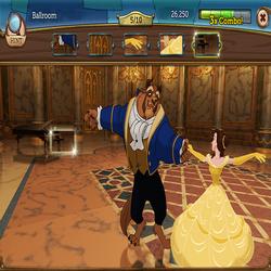 Яркая и красочная реальность внутри Disney Тайные миры на android + хак