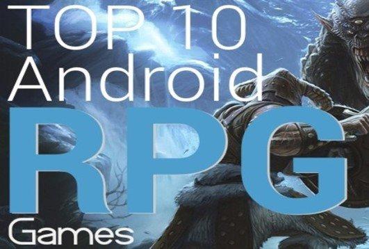 Топ 10 РПГ 2015 на Андроид, красочные ролевые игры
