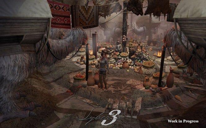 Продолжение популярной игрушки Syberia 3 на андроид + взлом