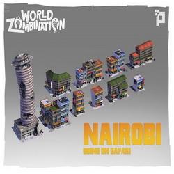 Зомбо-стратегия World Zombination на андроид + мод