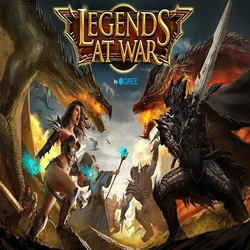 Красочный мод на Legend at War на андроид