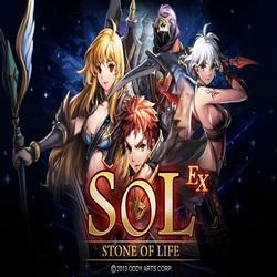 Новая супер крутая RPG S.O.L : Stone of Life EX на андроид + взлом