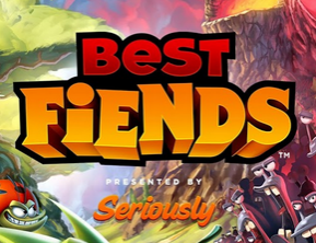 Взлом для Best Fiends на Android. Борьба со слизняками!