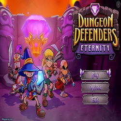Мод на Dungeon Defenders Eternity на андроид - красочная защита башен