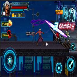 Грандиозный экшен на андроид! Мод на Assassins Hero fighter