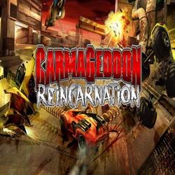 Бешеная гонка Carmageddon: Reincarnation на андроид + хак