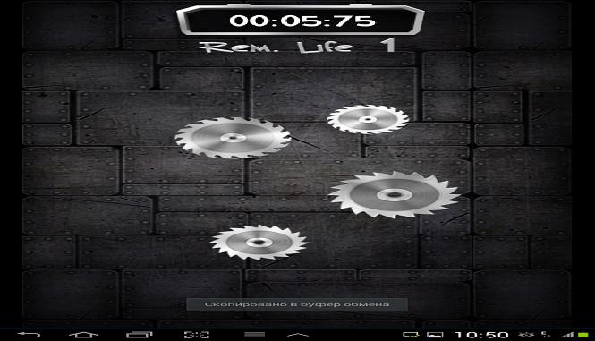 Крутое развлечение в свободное время - взломанная Finger Slash на андроид
