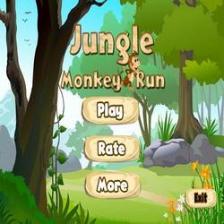 Прикольная аркада на андроид - читы на Jungle Monkey Run