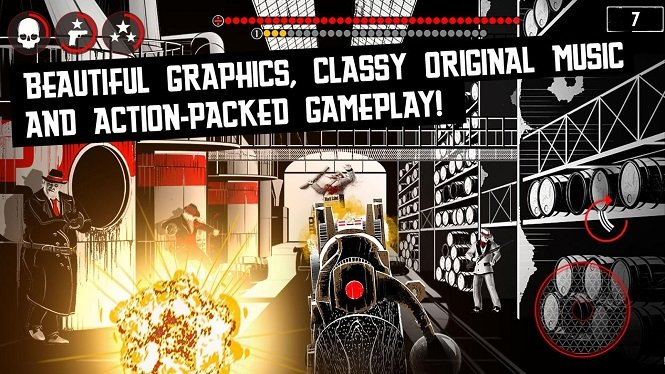 Отличный экшен Overkill Mafia на андроид + взлом