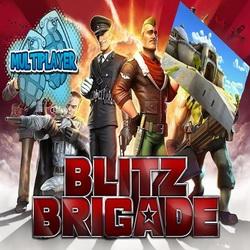 Самое время пострелять! Взломанная Blitz Brigade на android