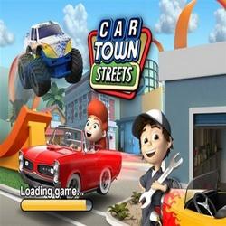 Мод для Car Town Streets на Android. Личный мегаполис!
