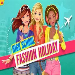 Мод для High School Fashion Holiday на Андроид!