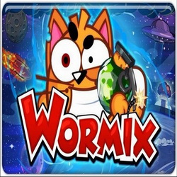 Взломанная Вормикс на андроид - червячки снова в деле!
