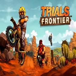 Мод на Trials: Frontier на андроид - захватывающая гонка на мотоцикле!