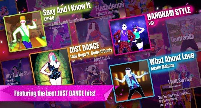 Хак для Just Dance Now на Android. Виртуальные танцы!