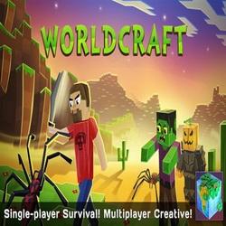 Взломанная версия для WorldCraft на Андроид!