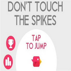 Мод для Don't Touch The Spikes на Андроид. Птичий контроль!